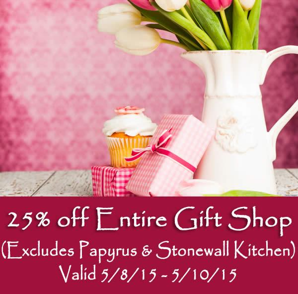 gift shop deals