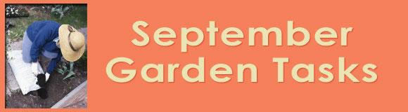 September Tasks