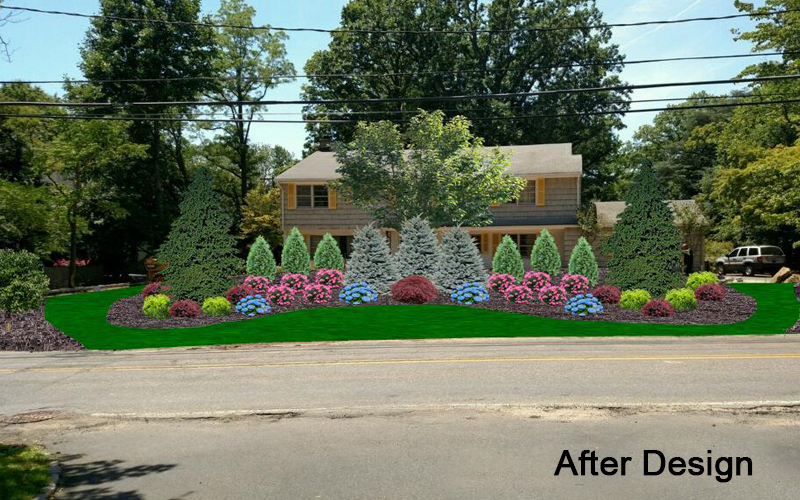 Landscape - After Design